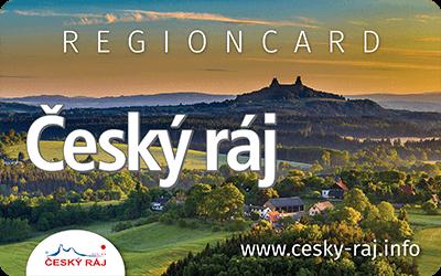 Cesky Raj Region Card