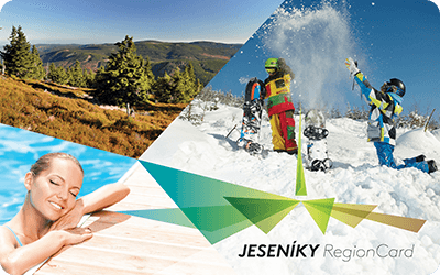 Jeseniky Region Card