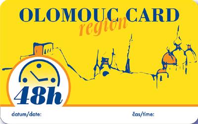 Olomouc Region Card