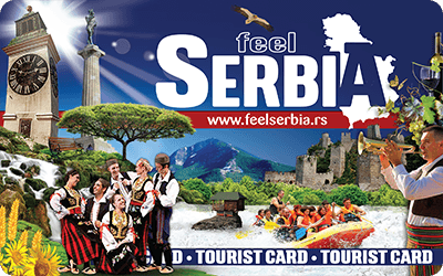 Feel the Serbia Card