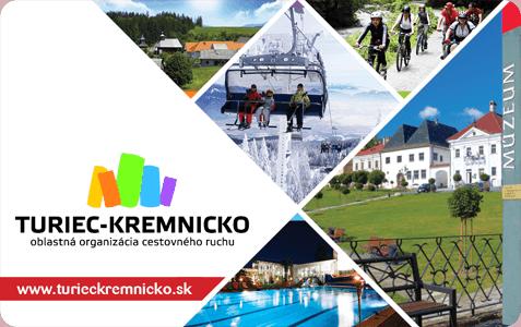 Turiec-kremnicko Card